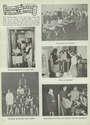 Page 8, 1947 Edition, Three Rivers High School - Reflector Yearbook (Three Rivers, MI) online yearbook collection