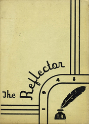 Three Rivers High School - Reflector Yearbook (Three Rivers, MI) online yearbook collection, 1948 Edition, Page 1