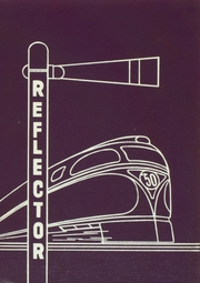 1950 Edition, Three Rivers High School - Reflector Yearbook (Three Rivers, MI)
