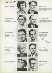 Page 12, 1952 Edition, Three Rivers High School - Reflector Yearbook (Three Rivers, MI) online yearbook collection