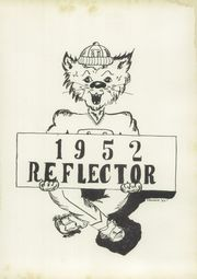 Page 5, 1952 Edition, Three Rivers High School - Reflector Yearbook (Three Rivers, MI) online yearbook collection