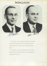 Page 9, 1952 Edition, Three Rivers High School - Reflector Yearbook (Three Rivers, MI) online yearbook collection