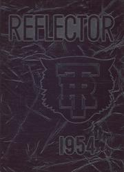 1954 Edition, Three Rivers High School - Reflector Yearbook (Three Rivers, MI)