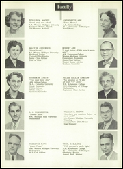 Page 13, 1957 Edition, Three Rivers High School - Reflector Yearbook (Three Rivers, MI) online yearbook collection