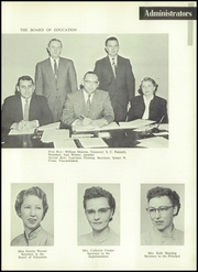 Page 9, 1957 Edition, Three Rivers High School - Reflector Yearbook (Three Rivers, MI) online yearbook collection