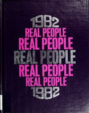 1982 Edition, Three Rivers High School - Reflector Yearbook (Three Rivers, MI)