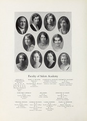Page 14, 1933 Edition, Salem Academy - Quill Pen Yearbook (Winston Salem, NC) online yearbook collection