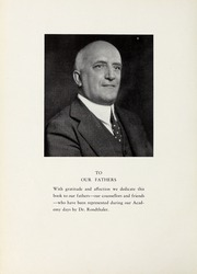 Page 8, 1933 Edition, Salem Academy - Quill Pen Yearbook (Winston Salem, NC) online yearbook collection