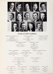 Page 16, 1938 Edition, Salem Academy - Quill Pen Yearbook (Winston Salem, NC) online yearbook collection