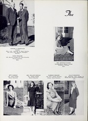 Page 10, 1943 Edition, Salem Academy - Quill Pen Yearbook (Winston Salem, NC) online yearbook collection