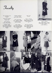 Page 11, 1943 Edition, Salem Academy - Quill Pen Yearbook (Winston Salem, NC) online yearbook collection