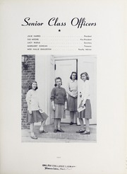 Page 15, 1943 Edition, Salem Academy - Quill Pen Yearbook (Winston Salem, NC) online yearbook collection