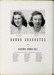 Page 10, 1944 Edition, Salem Academy - Quill Pen Yearbook (Winston Salem, NC) online yearbook collection