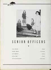 Page 12, 1944 Edition, Salem Academy - Quill Pen Yearbook (Winston Salem, NC) online yearbook collection