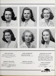 Page 17, 1944 Edition, Salem Academy - Quill Pen Yearbook (Winston Salem, NC) online yearbook collection