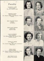 Page 13, 1947 Edition, Salem Academy - Quill Pen Yearbook (Winston Salem, NC) online yearbook collection