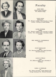 Page 14, 1947 Edition, Salem Academy - Quill Pen Yearbook (Winston Salem, NC) online yearbook collection