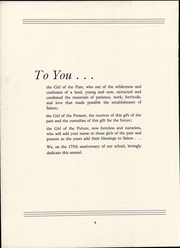 Page 8, 1947 Edition, Salem Academy - Quill Pen Yearbook (Winston Salem, NC) online yearbook collection