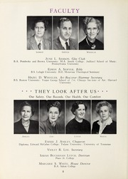 Page 12, 1951 Edition, Salem Academy - Quill Pen Yearbook (Winston Salem, NC) online yearbook collection