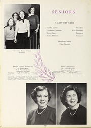 Page 14, 1951 Edition, Salem Academy - Quill Pen Yearbook (Winston Salem, NC) online yearbook collection