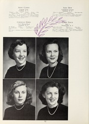Page 16, 1951 Edition, Salem Academy - Quill Pen Yearbook (Winston Salem, NC) online yearbook collection