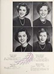 Page 17, 1951 Edition, Salem Academy - Quill Pen Yearbook (Winston Salem, NC) online yearbook collection