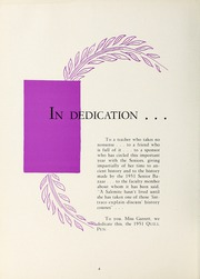 Page 8, 1951 Edition, Salem Academy - Quill Pen Yearbook (Winston Salem, NC) online yearbook collection