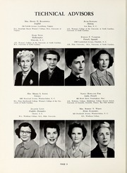 Page 12, 1956 Edition, Salem Academy - Quill Pen Yearbook (Winston Salem, NC) online yearbook collection