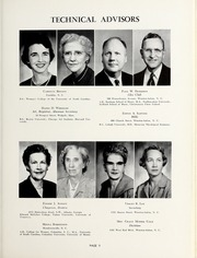 Page 13, 1956 Edition, Salem Academy - Quill Pen Yearbook (Winston Salem, NC) online yearbook collection