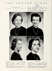 Page 16, 1956 Edition, Salem Academy - Quill Pen Yearbook (Winston Salem, NC) online yearbook collection