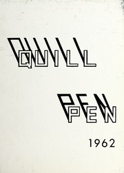 Page 1, 1962 Edition, Salem Academy - Quill Pen Yearbook (Winston Salem, NC) online yearbook collection