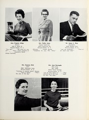 Page 15, 1962 Edition, Salem Academy - Quill Pen Yearbook (Winston Salem, NC) online yearbook collection