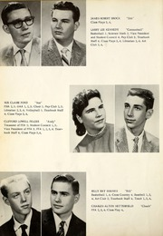 Page 10, 1959 Edition, Arcola High School - Quotanis Yearbook (Arcola, IN) online yearbook collection