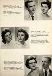 Page 11, 1959 Edition, Arcola High School - Quotanis Yearbook (Arcola, IN) online yearbook collection