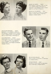Page 12, 1959 Edition, Arcola High School - Quotanis Yearbook (Arcola, IN) online yearbook collection