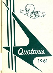 Page 1, 1961 Edition, Arcola High School - Quotanis Yearbook (Arcola, IN) online yearbook collection