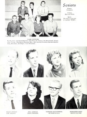 Page 16, 1961 Edition, Arcola High School - Quotanis Yearbook (Arcola, IN) online yearbook collection