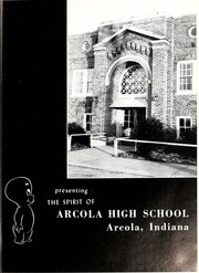 Page 5, 1961 Edition, Arcola High School - Quotanis Yearbook (Arcola, IN) online yearbook collection