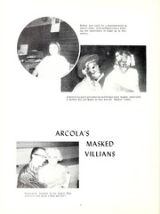 Page 8, 1961 Edition, Arcola High School - Quotanis Yearbook (Arcola, IN) online yearbook collection