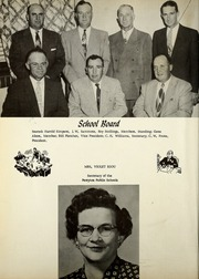 Page 10, 1955 Edition, Perryton High School - Ranger Yearbook (Perryton, TX) online yearbook collection