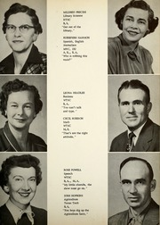 Page 15, 1955 Edition, Perryton High School - Ranger Yearbook (Perryton, TX) online yearbook collection