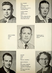 Page 16, 1955 Edition, Perryton High School - Ranger Yearbook (Perryton, TX) online yearbook collection