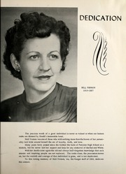 Page 9, 1958 Edition, Perryton High School - Ranger Yearbook (Perryton, TX) online yearbook collection