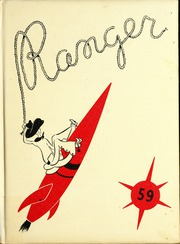 1959 Edition, Perryton High School - Ranger Yearbook (Perryton, TX)