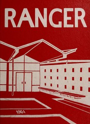 1961 Edition, Perryton High School - Ranger Yearbook (Perryton, TX)