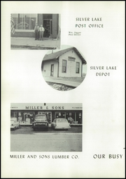 Page 12, 1958 Edition, Silver Lake High School - Rambler Yearbook (Silver Lake, IN) online yearbook collection