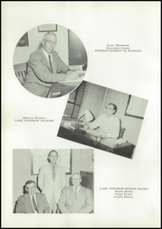 Page 16, 1958 Edition, Silver Lake High School - Rambler Yearbook (Silver Lake, IN) online yearbook collection