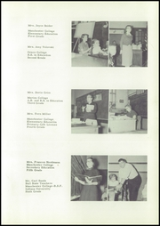 Page 17, 1958 Edition, Silver Lake High School - Rambler Yearbook (Silver Lake, IN) online yearbook collection