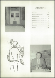 Page 8, 1958 Edition, Silver Lake High School - Rambler Yearbook (Silver Lake, IN) online yearbook collection