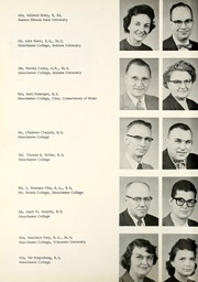 Page 16, 1959 Edition, Silver Lake High School - Rambler Yearbook (Silver Lake, IN) online yearbook collection